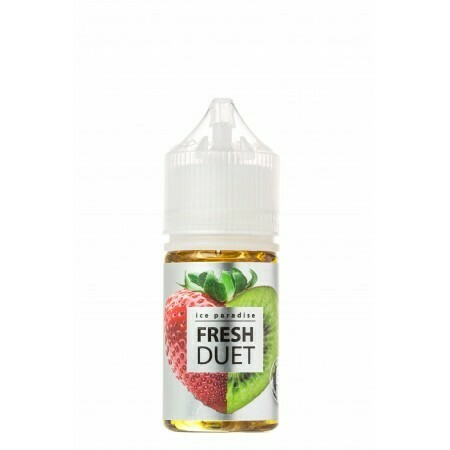 ICE PARADISE POD VERSION: FRESH DUET 30ML 45MG