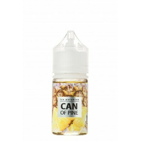 ICE PARADISE POD VERSION: CAN OF PINE 30ML 45MG