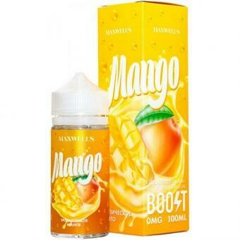 MAXWELLS: MANGO 100ML 0MG