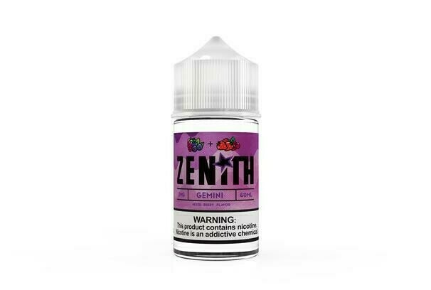 ZENITH: GEMINI 60ML 0MG