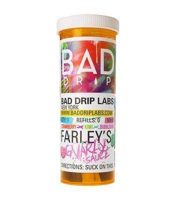 BAD DRIP: FARLEY'S GNARLY SAUCE 60ML 3MG