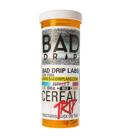 BAD DRIP:  CEREAL TRIP 60 МЛ 0MG