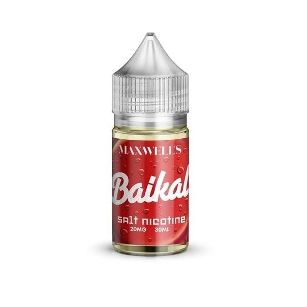 MAXWELLS: BAIKAL SALT 30ML 12MG