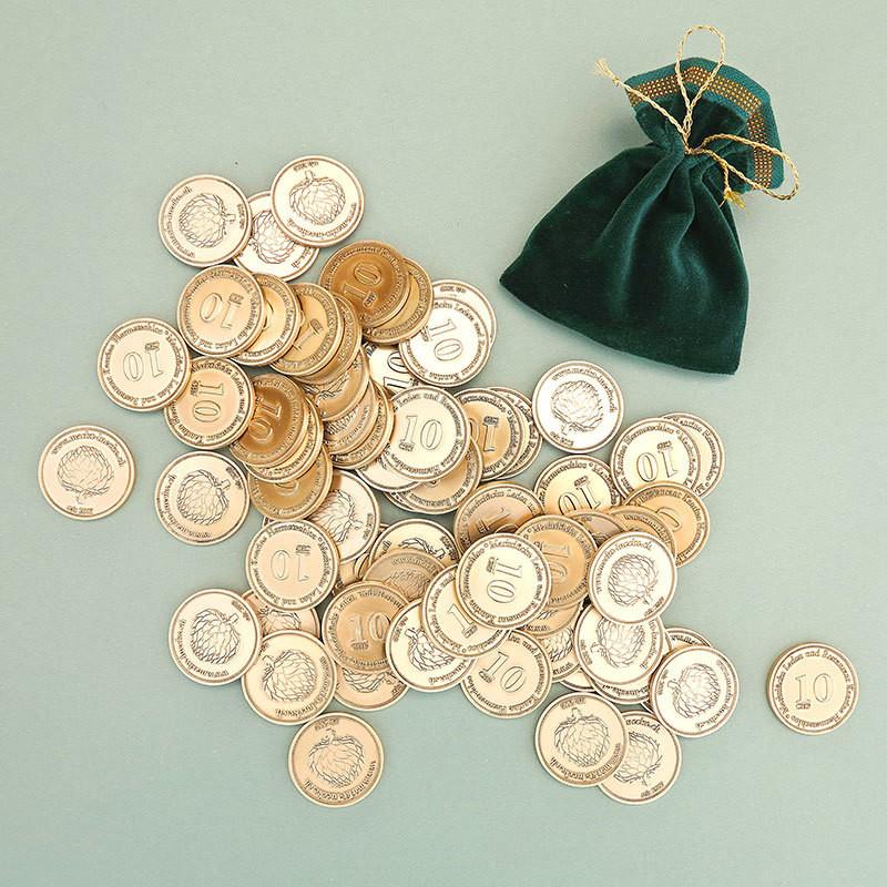 Gutschein-Münzen Marktlücke