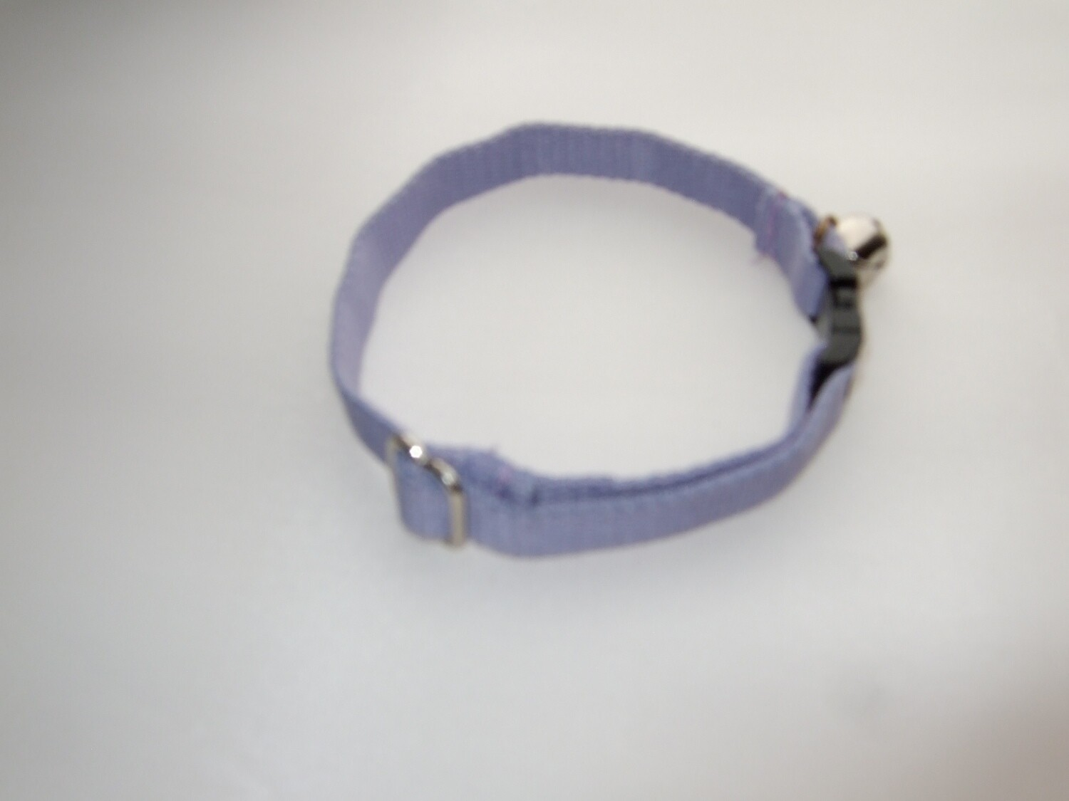 Eco Friendly Bamboo Cat Collar - Spring Lilac
