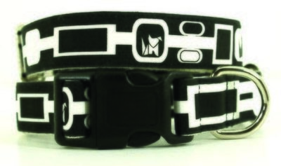 Eco Friendly Bamboo Saving The Earth Series Dog Collars - Mod Dog