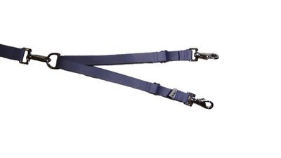 Eco Friendly Bamboo Tandem Leash Accessory - Spring Lilac