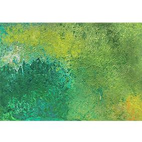 """Lysel Art """"MosZacht"""" 60x80 (ook als wenskaart)"""