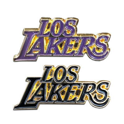 Los Lakers Pin