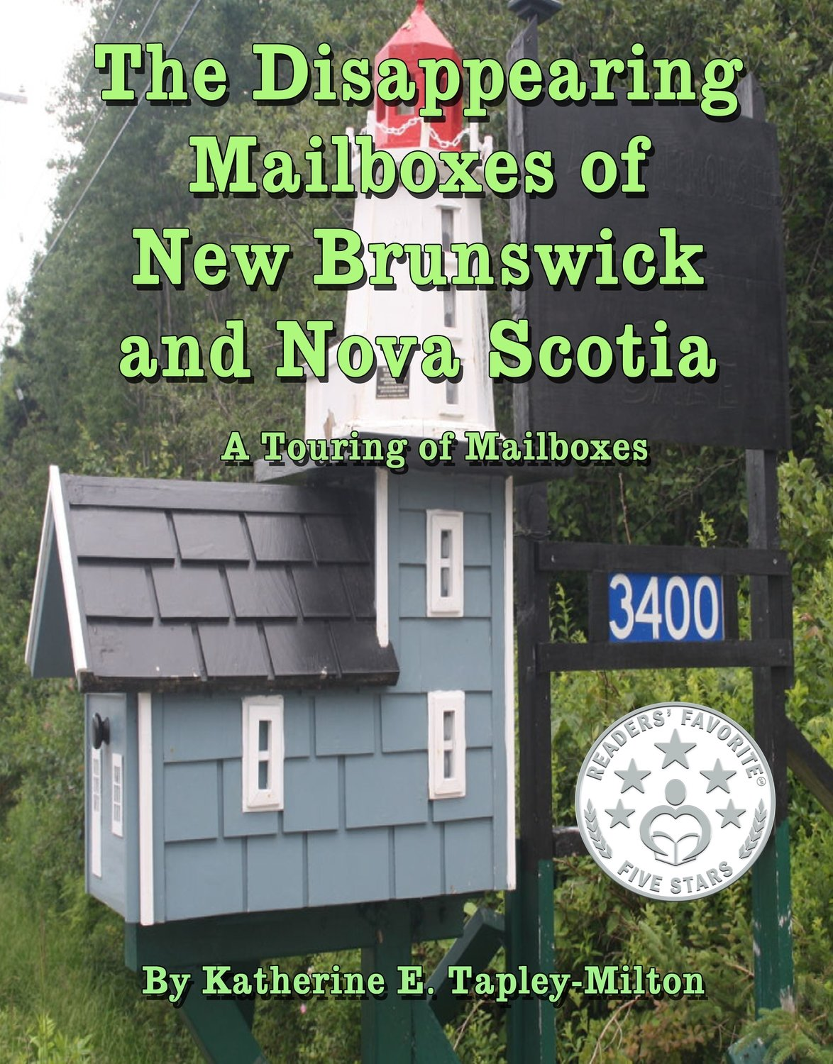The Disappearing Mailboxes of New Brunswick and Nova Scotia
