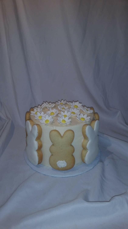 """6"""" Easter Cake"""