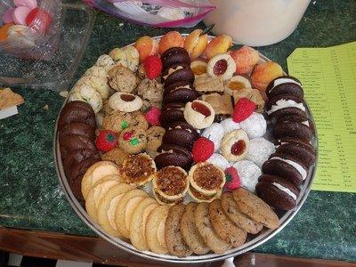 5 Dozen Cookie Tray