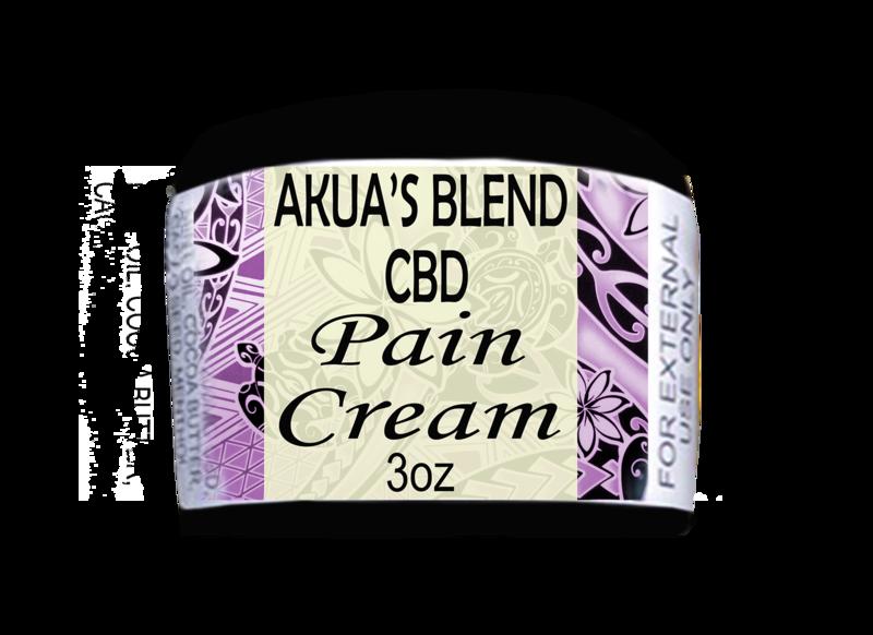 Akua's Blend Pain Cream