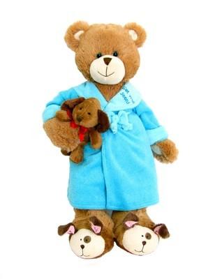 Get Well Teddy Boy