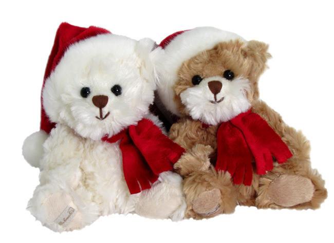 Teddy Santa, Christmas