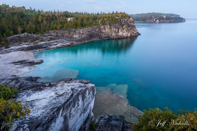 Photo on Canvas, The Grotto, ON, Canada  Nr: 10