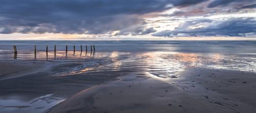 Cool Blue Steel, Sauble Beach, Ontario, Canada
