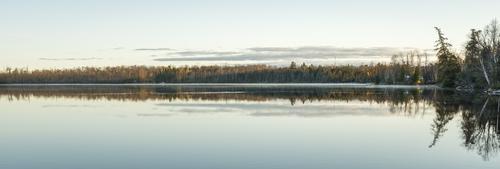 Silver Lake Mirror, Silver Lake, Sauble Beach, Ontario, Canada