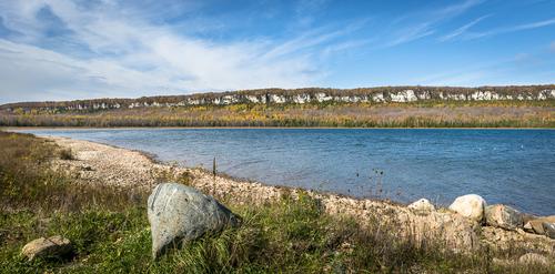 Native Escarpment, Cape Croker, Ontario, Canada