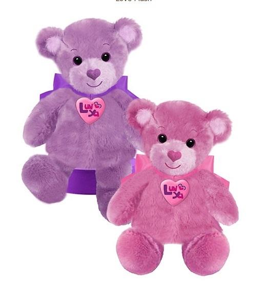 """""""Luv Ya"""" Teddy Bear"""