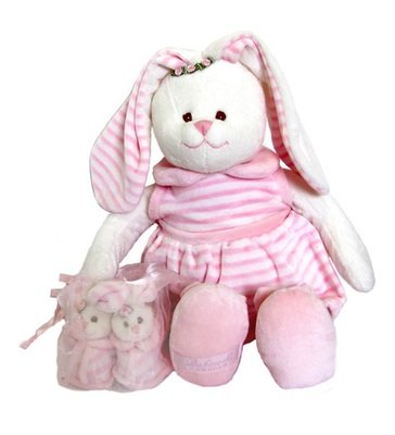 Great Bunny Norma & Baby shoes