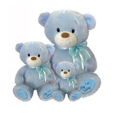 Baby Boy - My First Teddy Bear