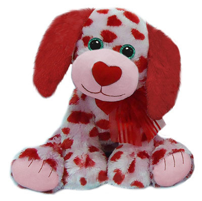 Madly in Love -Plush Puppy