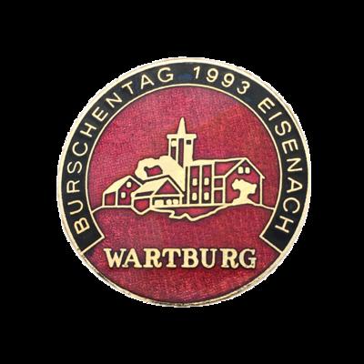 Bandknopf Burschentag 1993 Wartburg