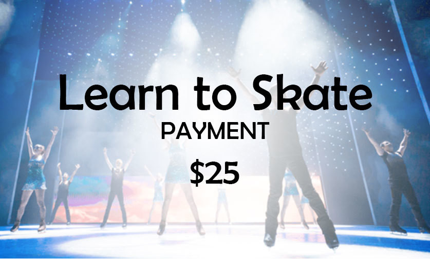 Ice Show - Learn To Skate PAYMENT