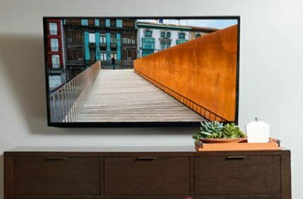 Hide ALL THE CABLES in the wall behind your TV (Option) **