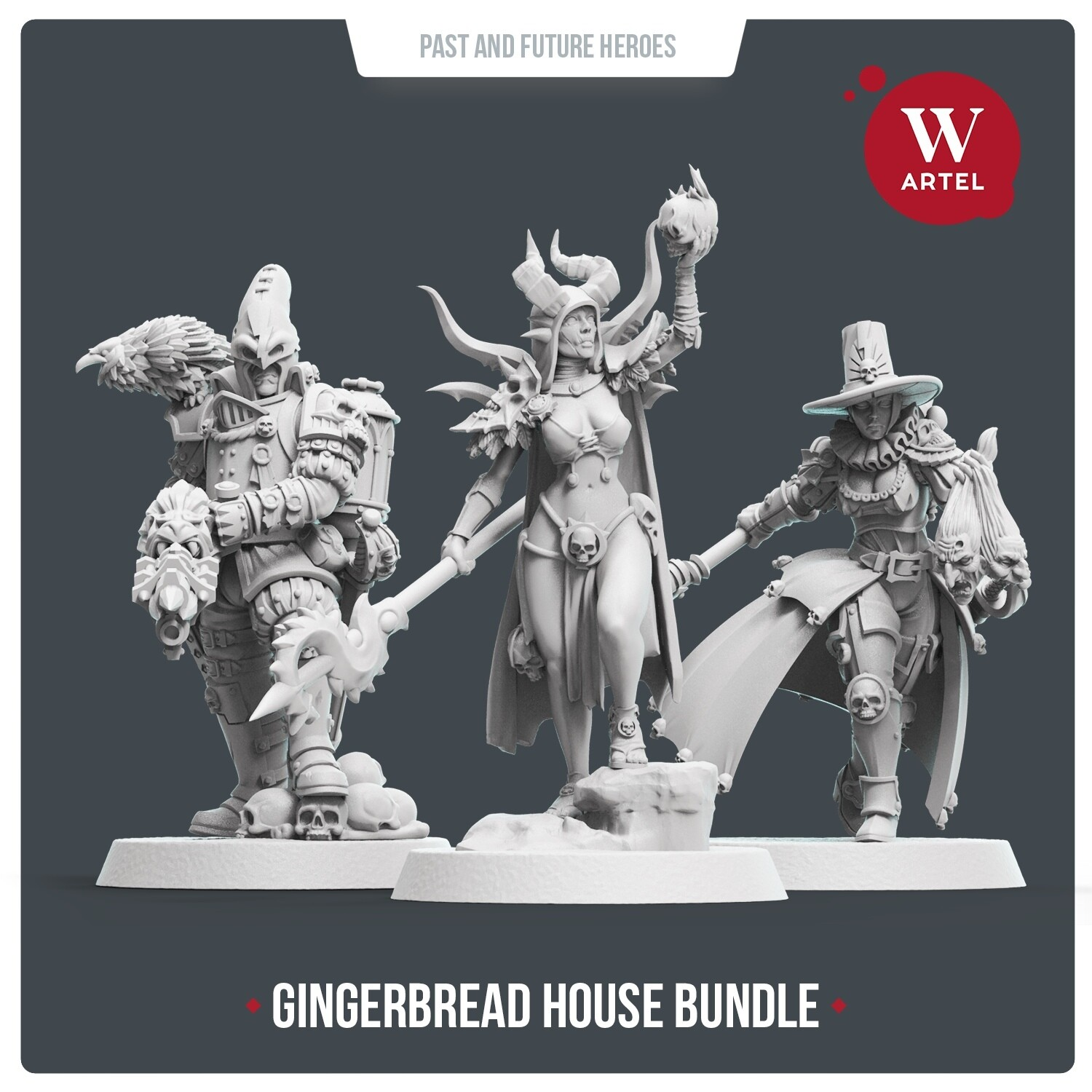 Gingerbread House Bundle