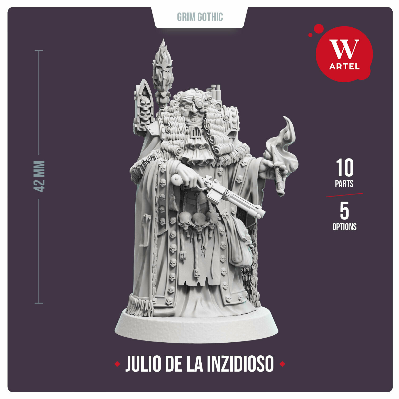 Judge Julio de la Inzidioso