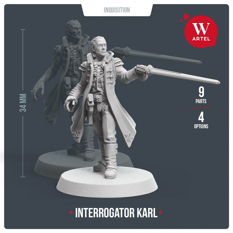 Interrogator Karl