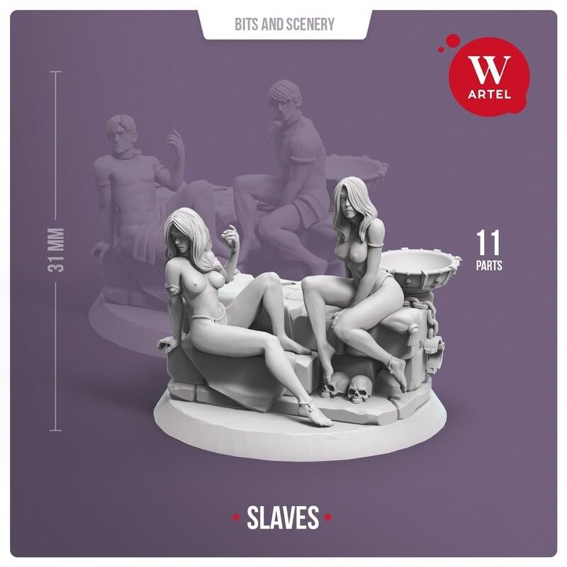 Pair of Slaves