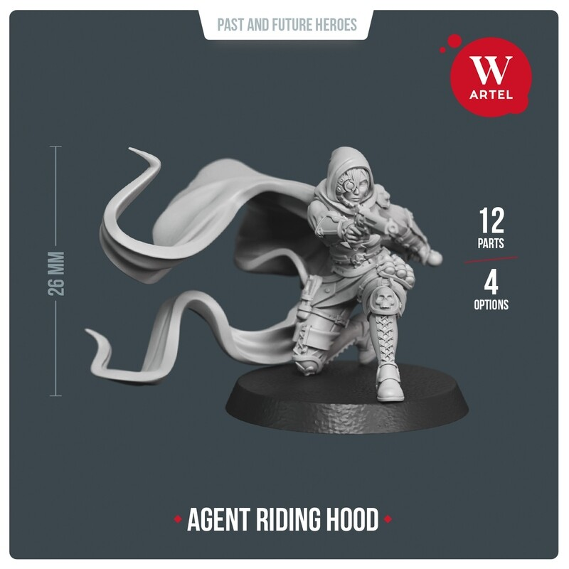 Agent Riding Hood