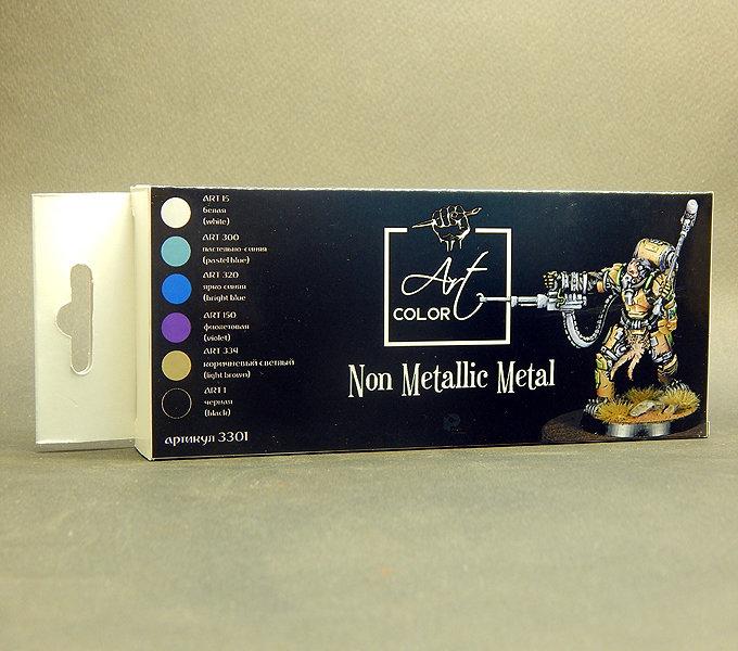 Art Color Non Metallic Metal for miniatures