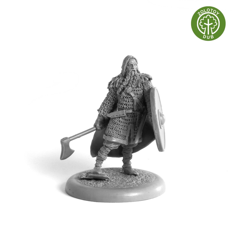 Earl Leif of Vikings - by Zolotoy Dub-