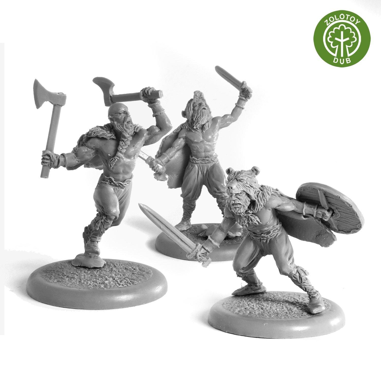 Vikings Berserkir - by Zolotoy Dub-