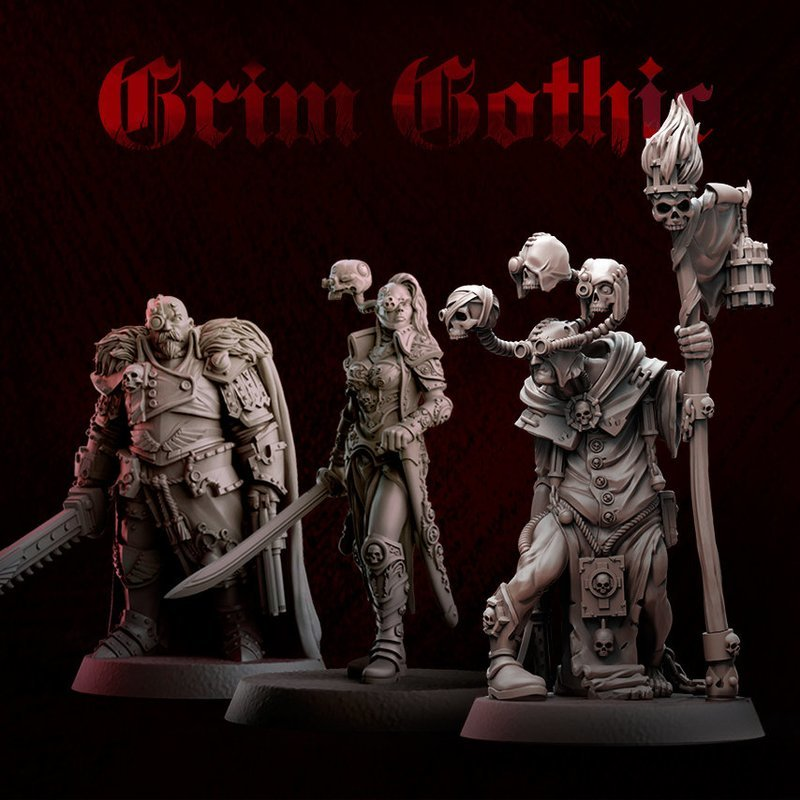 Grim Gothic Bundle