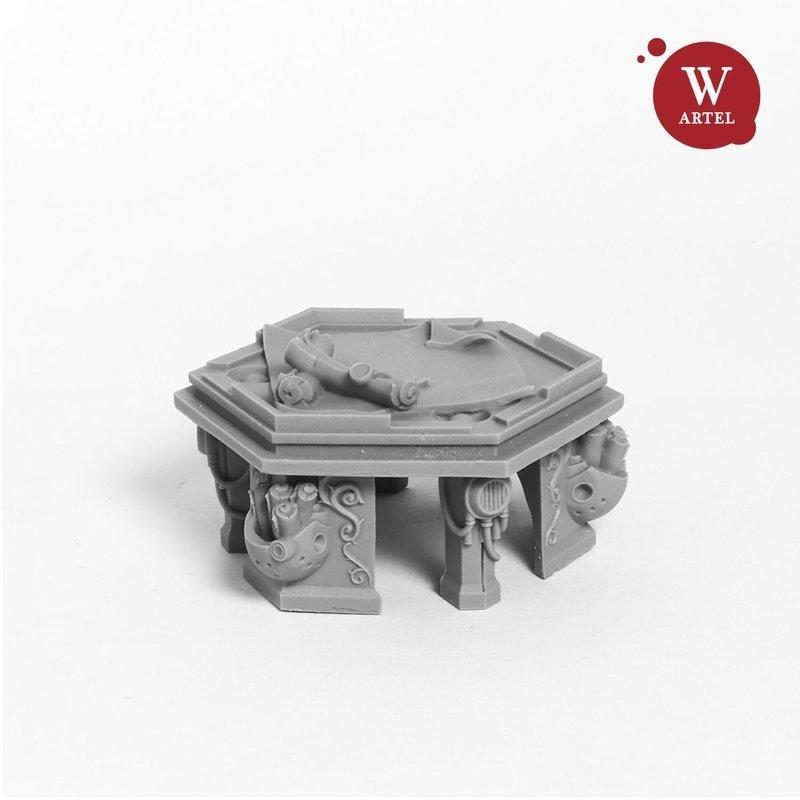 Headquarter`s Table