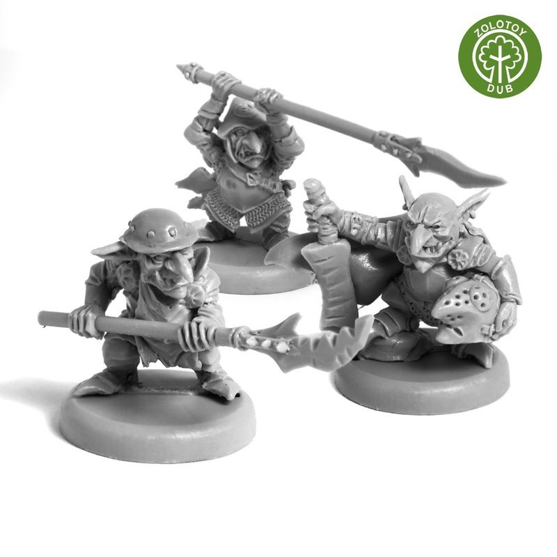 Goblins Mercenaries - by Zolotoy Dub-