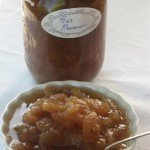 Old Fashioned Pear Preserves (Pint Size)