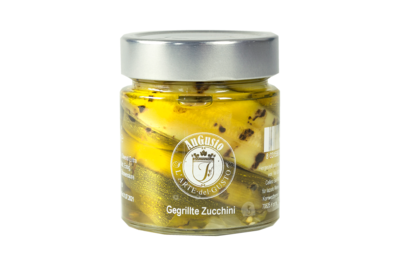 Gegrillte Zucchini Augusto