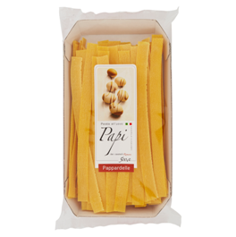 Pappardelle gialle all' uovo Papi