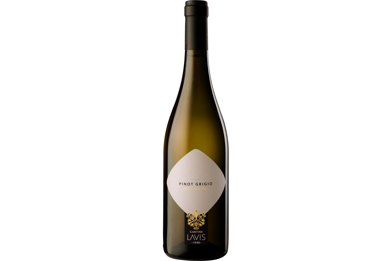 2018er Pinot Grigio Trentino D.O.C.