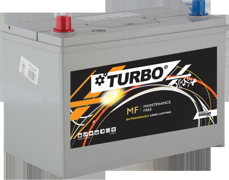 Turbo Plus MF (Maintenance Free) N70 N70