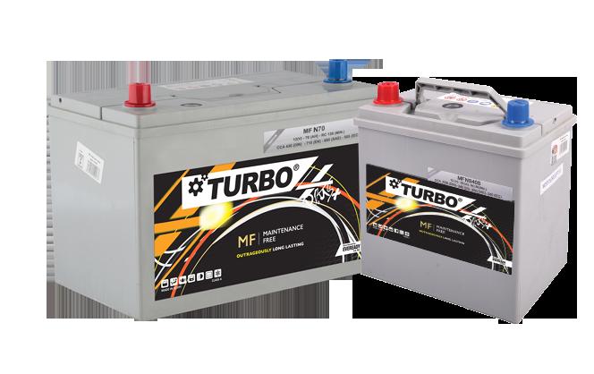 Turbo Plus MF (Maintenance Free) N70