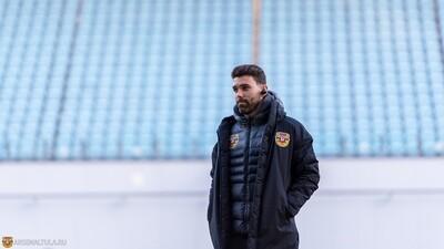 Куртка утепленная Adidas Stadium Parka c эмблемой клуба