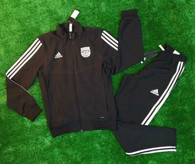 Cпортивный костюм Adidas c эмблемой клуба