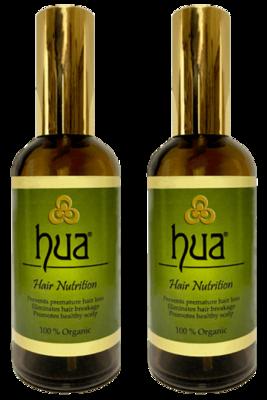 Hua Hair Nutrition - 2 PACK
